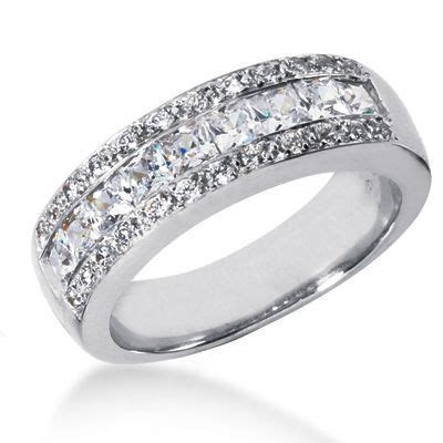 Platinum Women S Diamond Wedding Ring http://ladiesfocus