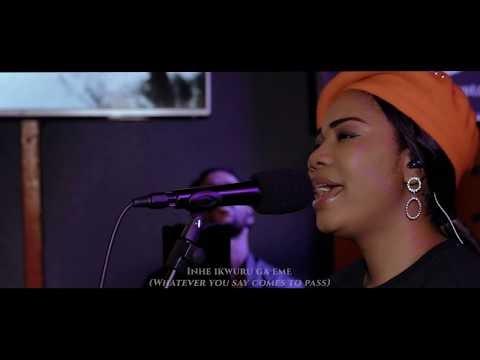 VIDEO: Mercy Chinwo – Omekannaya (LIVE)