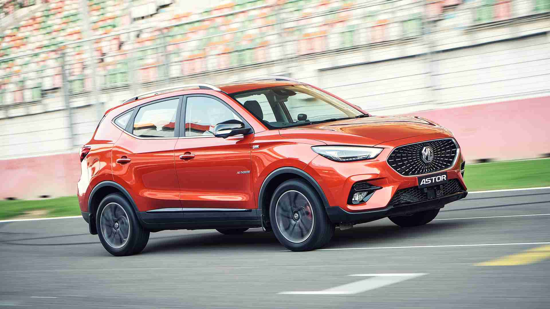 MG expects ADAS to be a USP for the Astor in the midsize SUV space. Image: Tech2/Kartik Sadekar