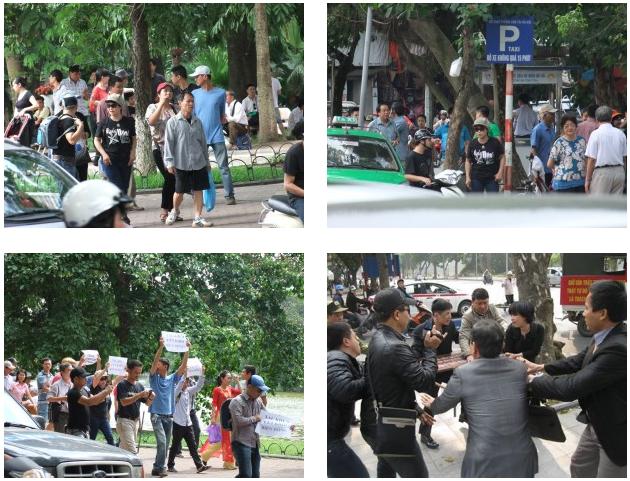 """Nguyễn Thúy Hạnh (1) - thất bại với giấc mơ về """"cách mạng đường phố"""""""