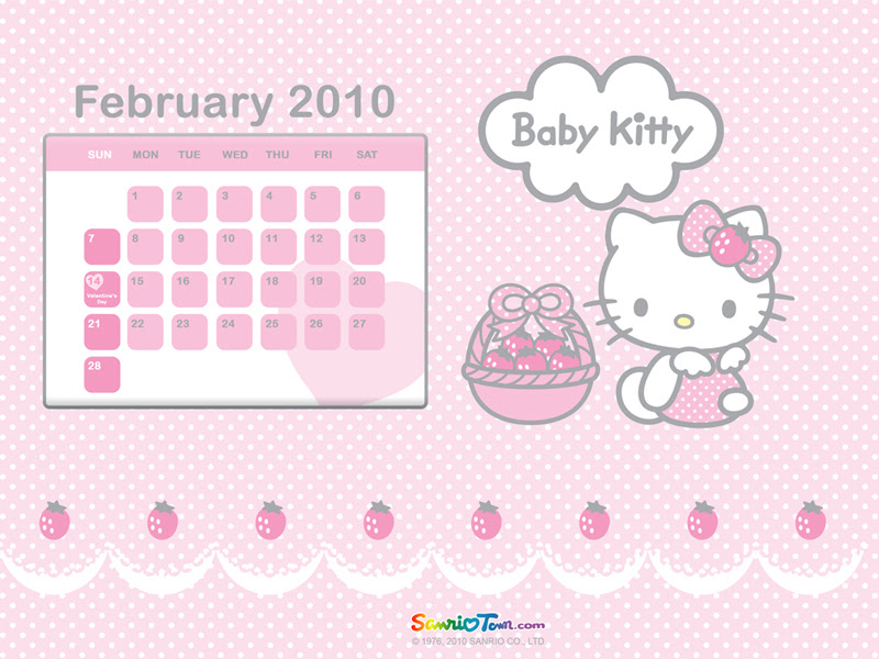 Baby Kitty Pink