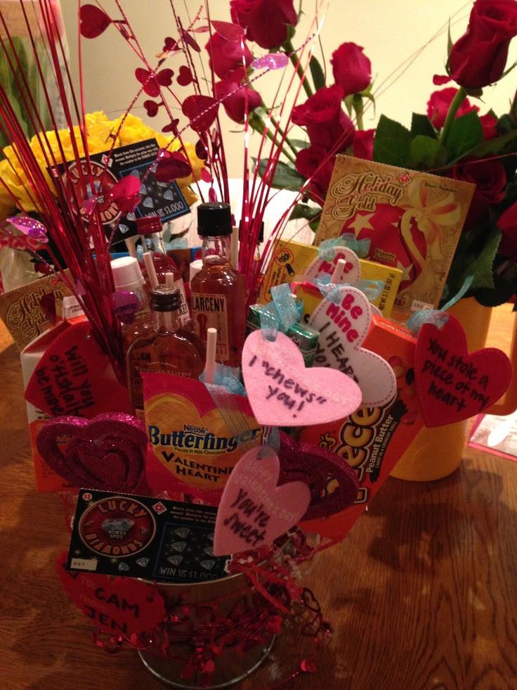 Cute Valentine Gifts For Him Vallentine Gift Card