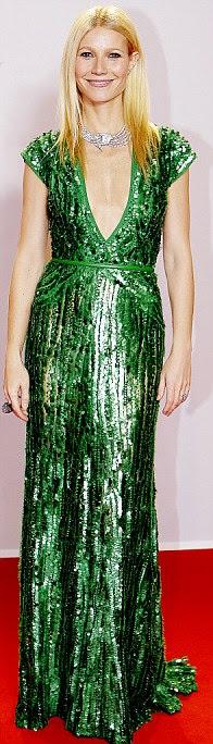 Gwyneth Paltrow é espalhado boatos para ser interessado em usar uma Victoria Beckham projeto para o Oscar no final deste mês