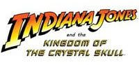 The logo for INDIANA JONES IV.
