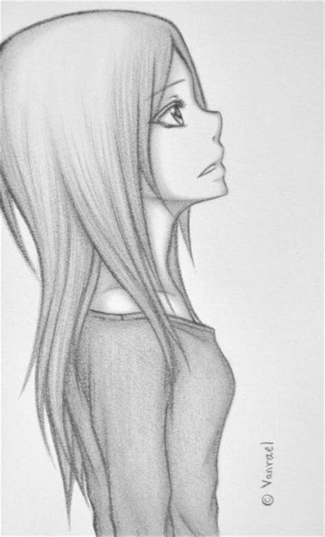 manga female side view google search practice