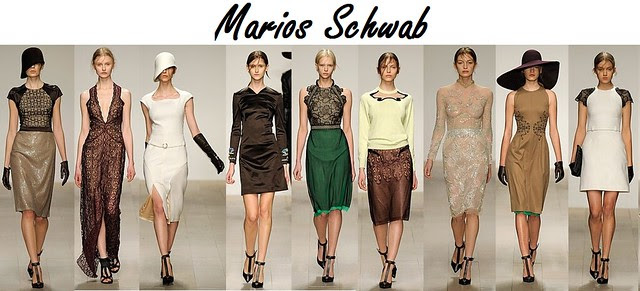 Marios Schwab Collection