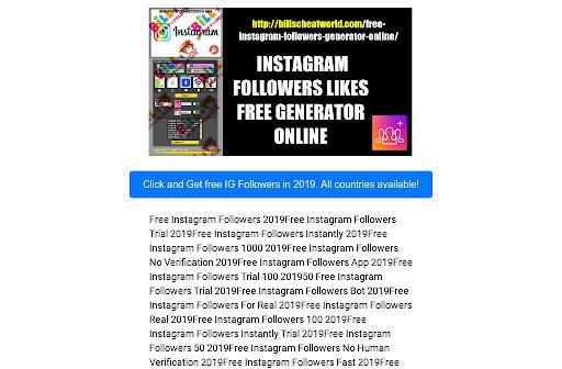 Instagram Followers Script 2019 | Famoid Instagram