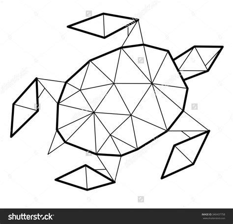 geometric turtle google search diy