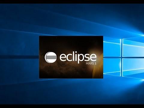 Eclipse-java-mars-1-win32-x86_64