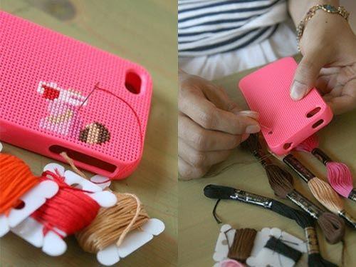 DIY Case (iPhone 4)