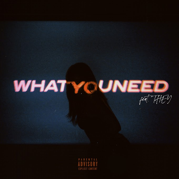 Jae Stephens - What You Need (feat. THEY.) - Single [iTunes Plus AAC M4A]