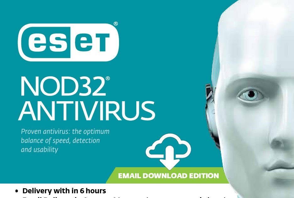 ESET NOD32 Antivirus Crack 2021 With License Key Full ...
