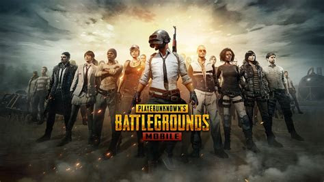 wallpaper playerunknowns battlegrounds pubg mobile game