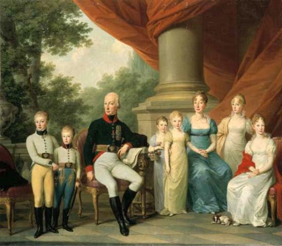 File:Josef Kreutzinger - Kaiserliche Familie.jpg