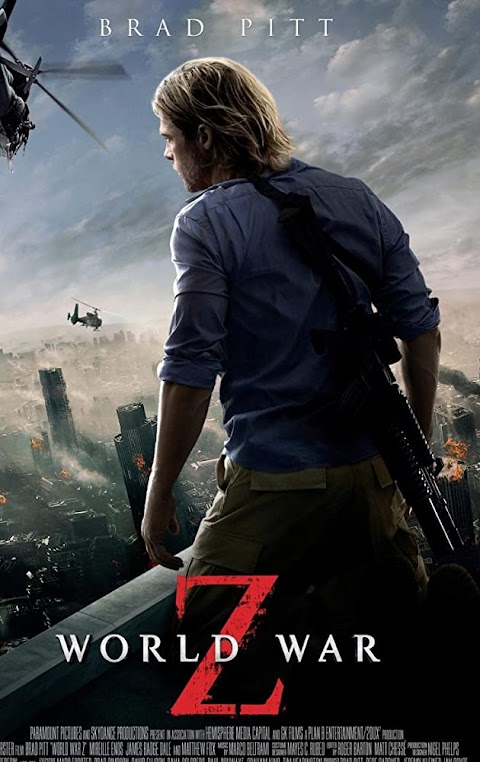 World War Z (2013) 480p 720p 1080p BluRay Dual Audio (Hindi+English) Full Movie