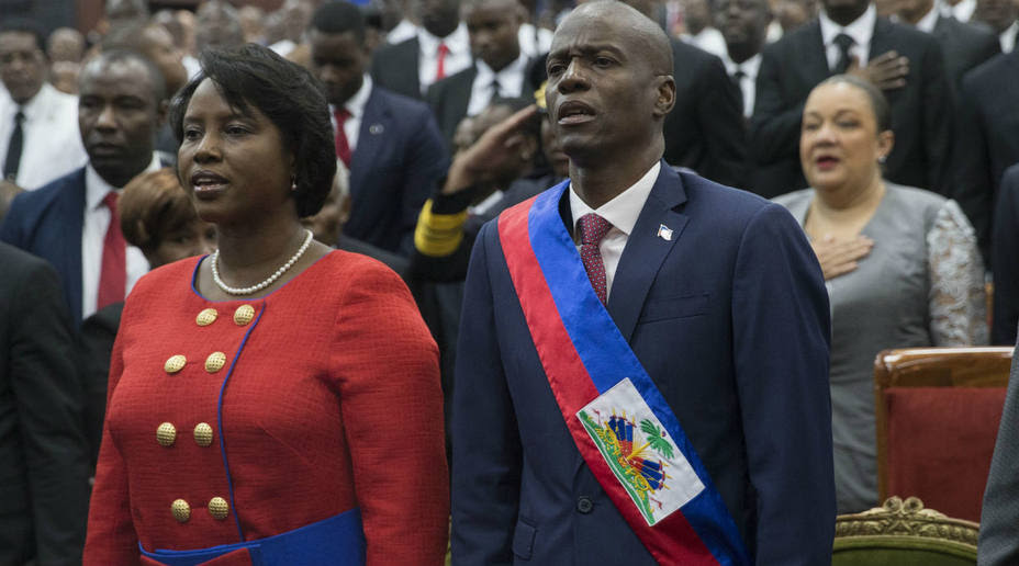 """Moise asume presidencia; pide unidad """"para construir un mejor Haití"""""""