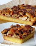 Pekándiós-mandulás süti