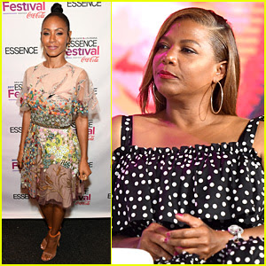 Jada Pinkett Smith & Queen Latifah Share Advice They'd Give Their 15-Year-Old Selves