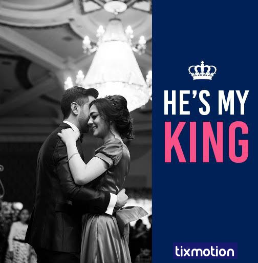 My Hubby Hes My King Couple Love Love Couple Hug Quotes