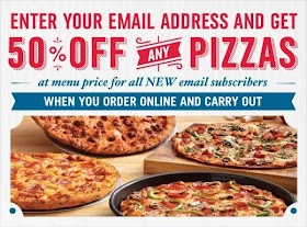 Domino Pizza Offers