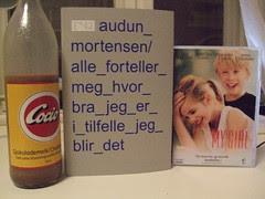 'cocio' (2009) + 'afmhbjeitjbd' (2009) + 'my girl' (1991)