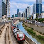הוקפאה הבנייה סביב מתחם רכבת ההגנה בתל אביב לשלוש שנים - גלובס