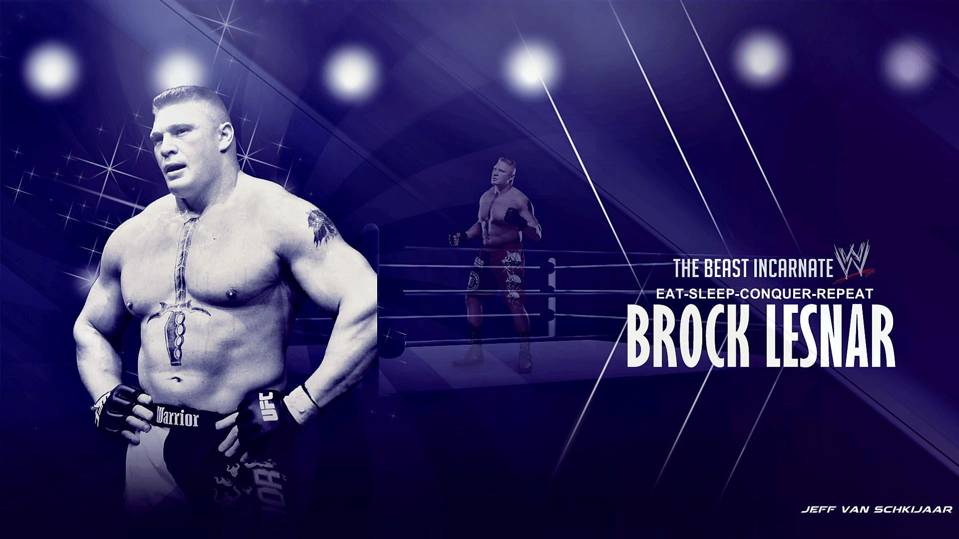 Brock Lesnar Wallpaper 81 Images