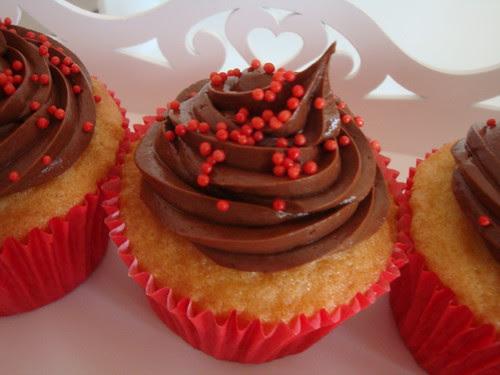 Cupcakes de terça. by Menina Prendada -