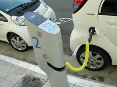 Auto Bleue - electric vehicles for rent