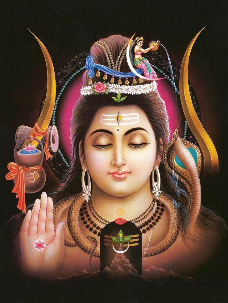 Shivananda Lahari - Lyrics