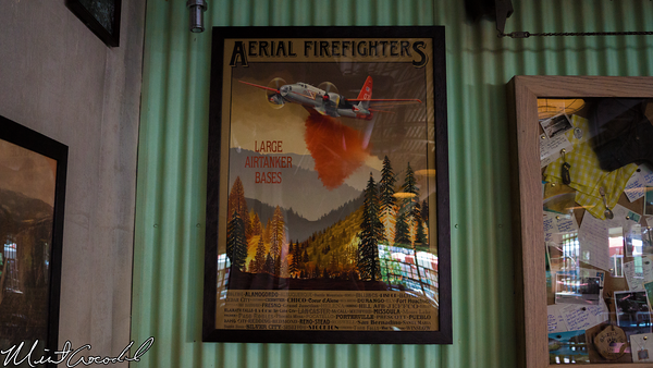 Disneyland Resort, Disney California Adventure, Condor, Flats, Grizzly, Peak, Airfield, Smokejumpers, Grill