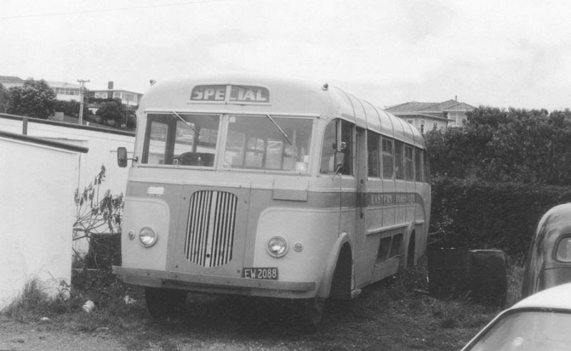 1962 eastern buses ford 6