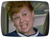 Sandra Gould, the second Gladys Kravitz on Bewitched