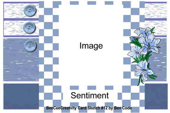 BeeCeeCreativityCardSketch12