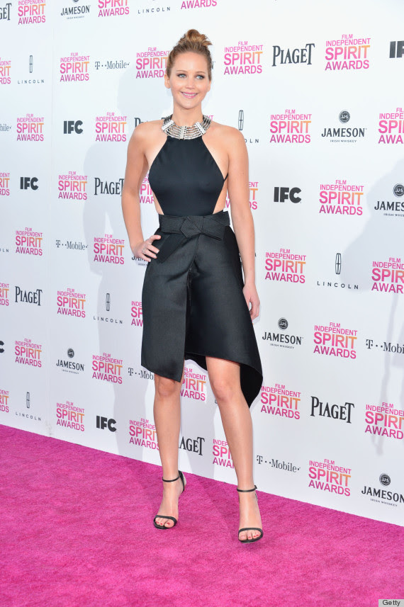 jennifer lawrence independent spirit awards
