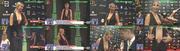 Cristina Ferreira super sensual nos Globos Tv