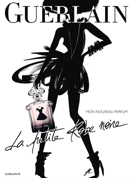 La Petite Robe Noire de Guerlain 2012 1 Parfum La Petite Robe Noire de Guerlain par Kuntzel et Deygas