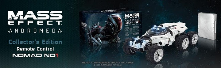 Mass Effect: Andromeda Collector's Edition