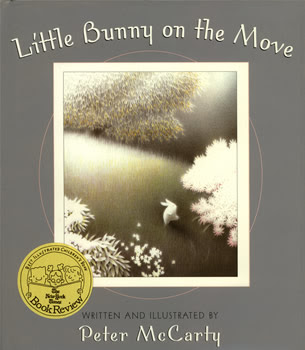 Little Bunny on the Move cover
