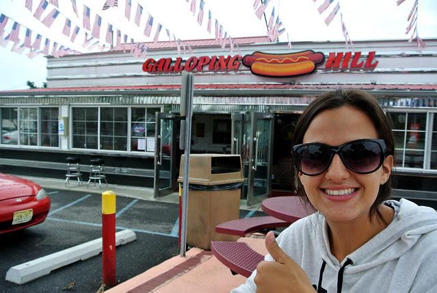 Galloping Hill Inn Hot Dogs