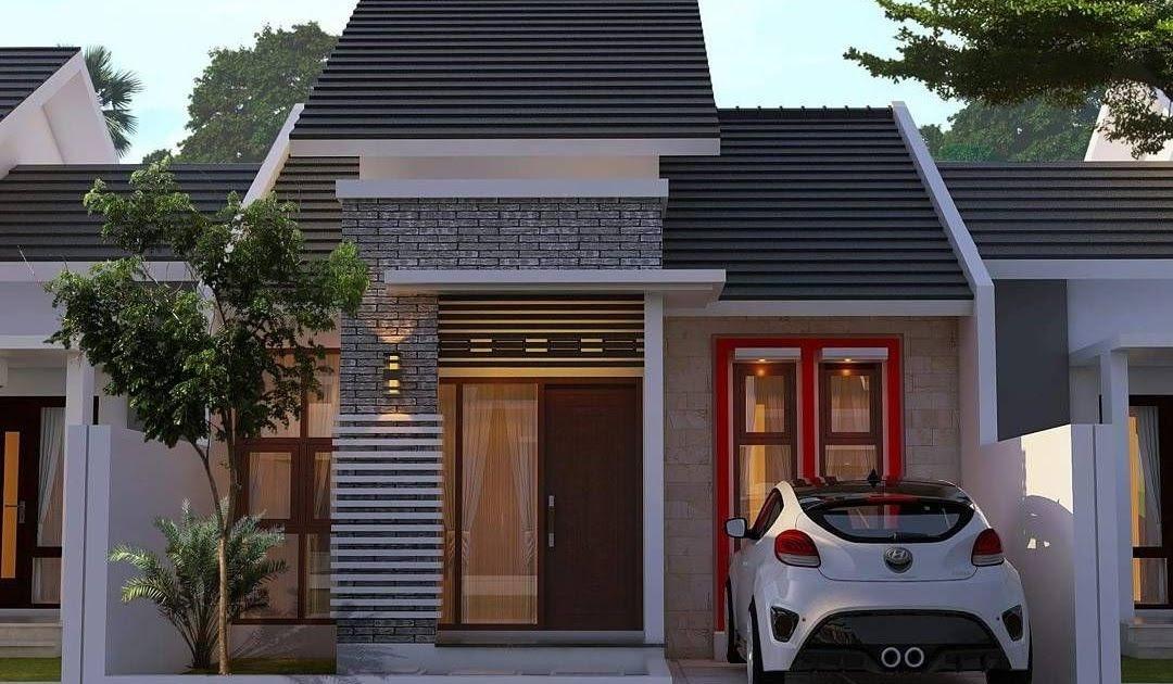 +5 Gambar Rumah Minimalis Tampak Depan 2020 Terbaru 2020 ...