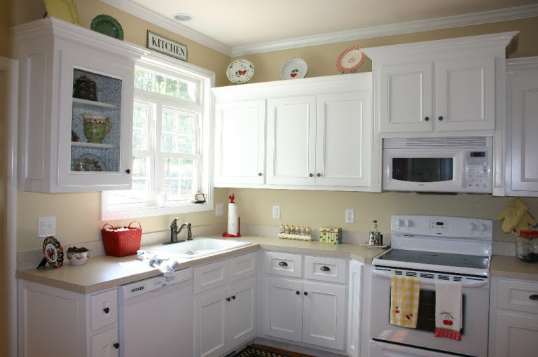 Painting Kitchen Cabinets - New House Painters | Painting ...