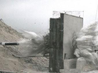 Испытание прототипа MPR-500. Фото с сайта imi-israel.com