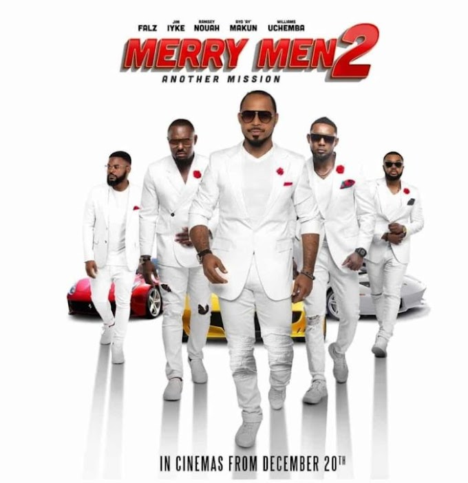 DOWNLOAD MOVIE: Merry Men 2: Another Mission – Nollywood Movie