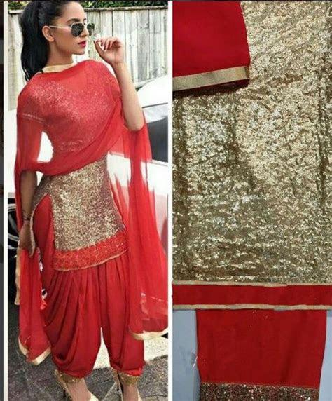 punjabi patiala bollywood designer indian embroidery full