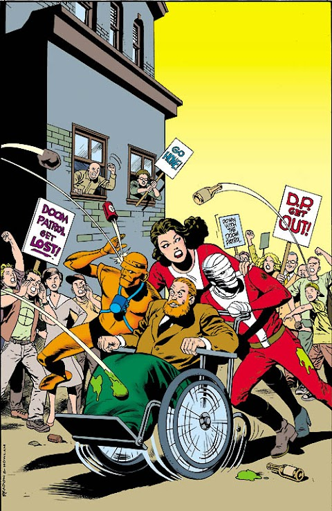 Doom Patrol Dc Comics Database