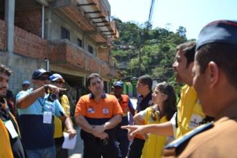 Sedec-RJ participa de capacitação em Gestão de Riscos