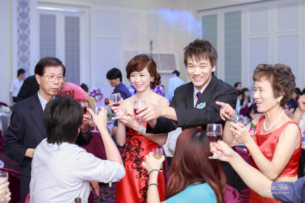 鳳頭鸚鵡-綠光花園-婚禮