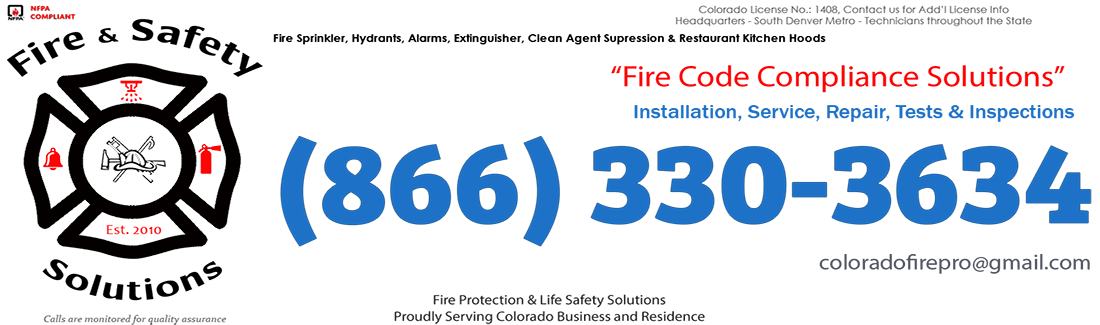 Denver Colorado Fire Protection