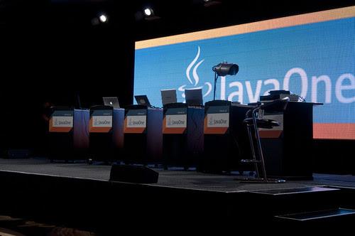 JavaOne Technical Keynote, JavaOne 2011 San Francisco